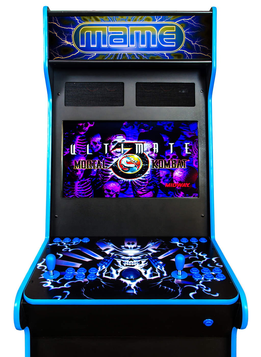 Two-player Standing Arcade Console – standard graphics ...
