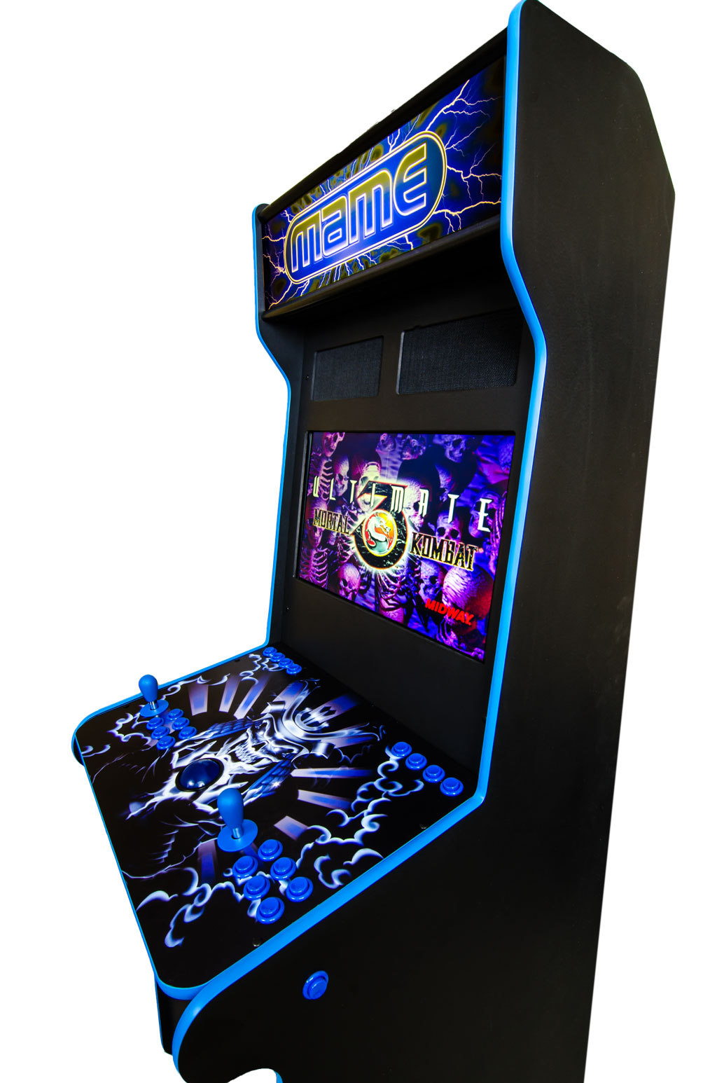 Two-player Standing Arcade Console – standard graphics