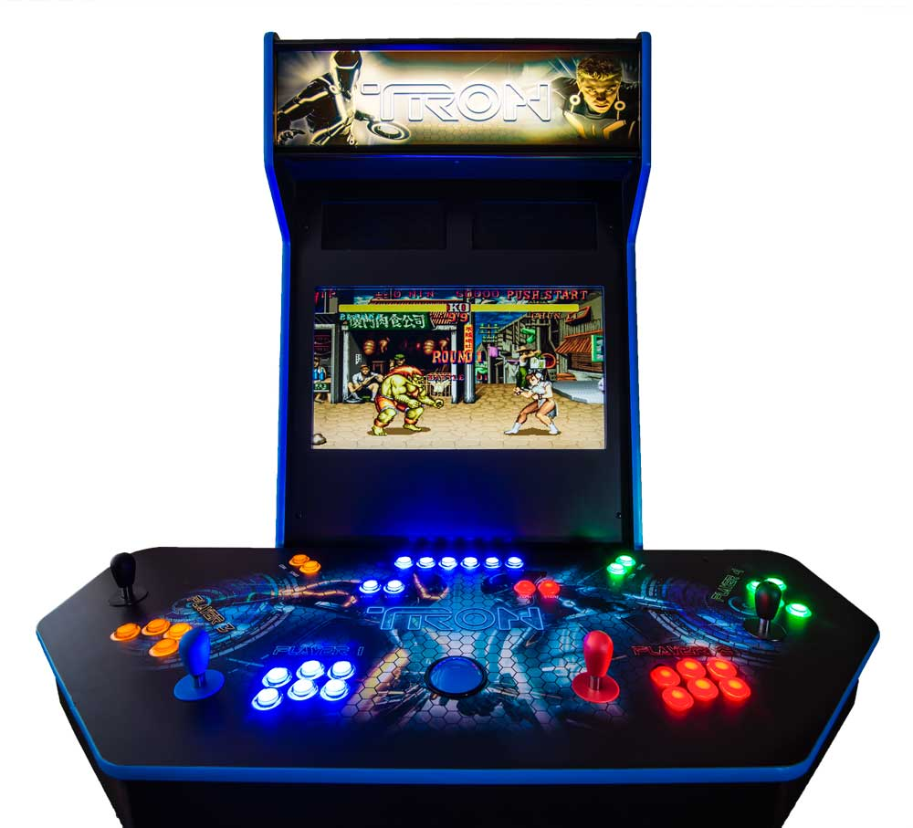 by multicade s at machine and custom pin in stop cabinet pizza dan arcade